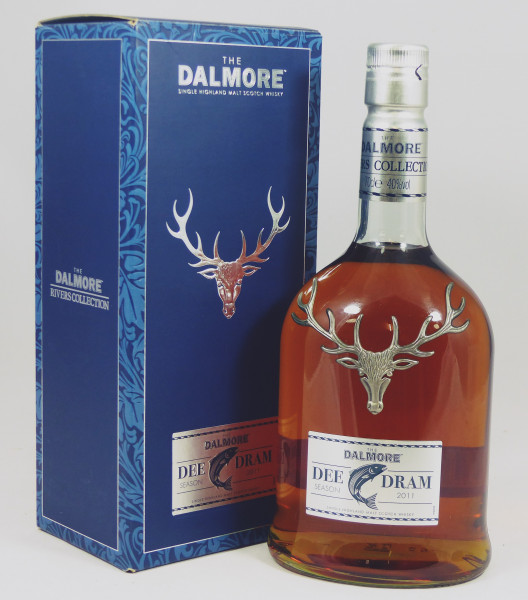 Dalmore Dee Dram Season 2011 Rivers Collection