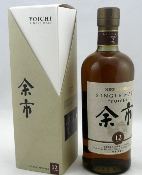 Nikka Yoichi 12 Years