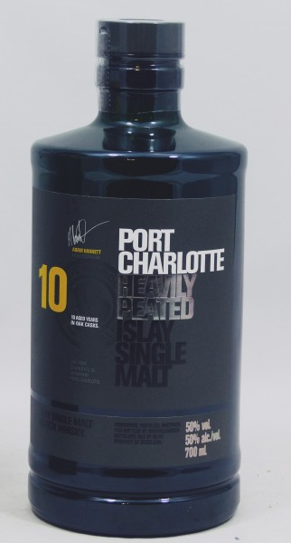 Bruichladdich Port Charlotte 10 Jahre Heavily Peated