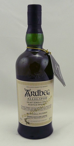 Ardbeg Alligator for Discussion Committee Reserve