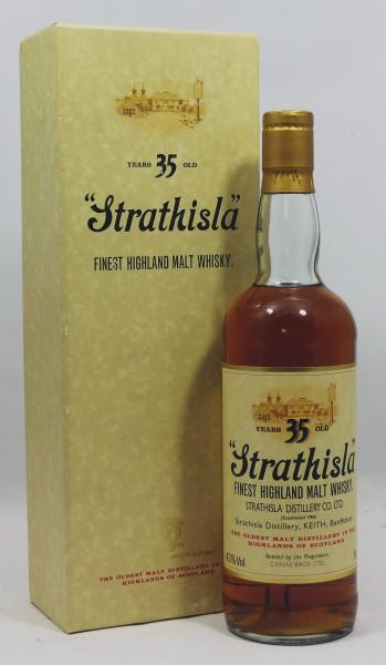 Strathisla 35 Jahre OA Bicentenary b. 1986