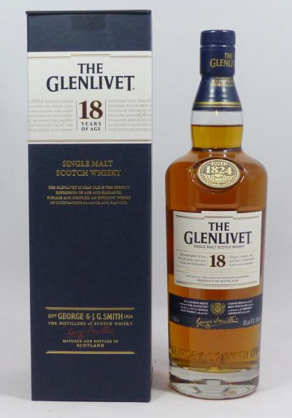 Glenlivet 18 Jahre
