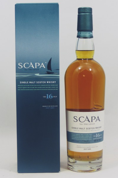 Scapa 16 Years old The Orcadian