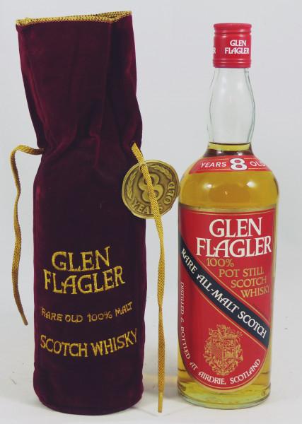 Glen Flagler 8 Years 100% Pot Still All Malt