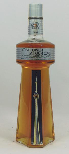 """McGuinness Distillers """"CN TOWER"""" La Tour CN 1978"""