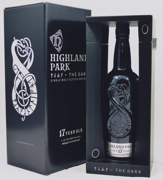 Highland Park 17 years old The DARK