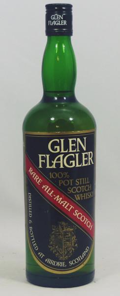 Glen Flagler 100% Pot Still All Malt Scotch Whisky