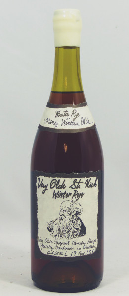 Very Olde St. Nick - Winter Rye - Many Winters Olde