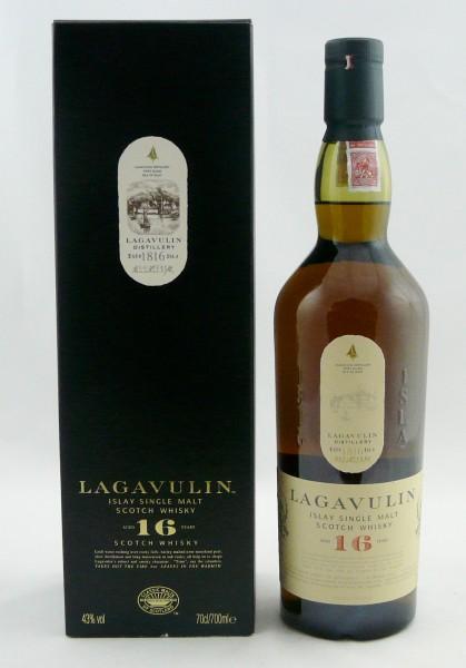 Lagavulin 16 Years, Abfüllung von 2012