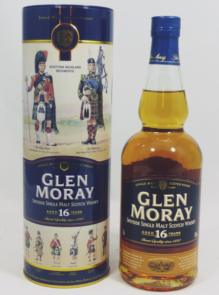 Glen Moray 16 years Highland Regiments