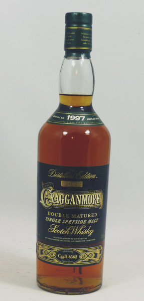 Cragganmore 1997 Distillers Edition 2010 Portwein Casks Finish