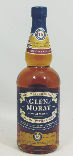 Glen Moray 16 years Highland Regiments Chenin Blanc White Wine Barrels