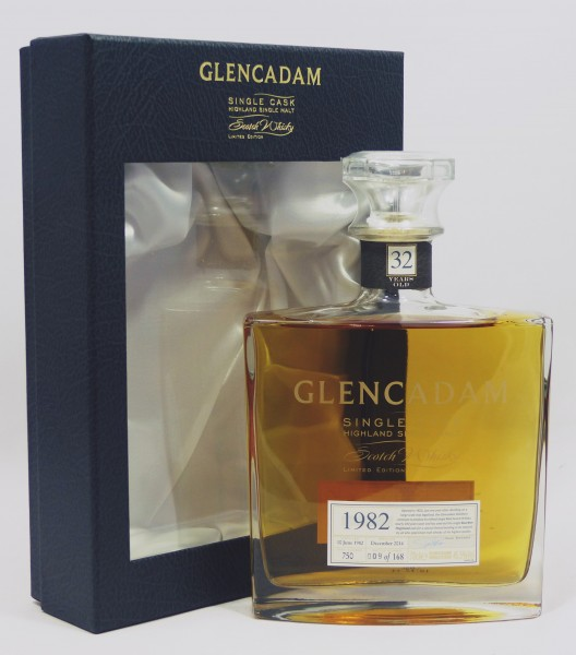 Glencadam 32 Years 1982 Single Cask 750