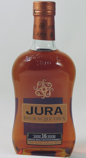 Isle of Jura 16 Years old Diurach's Own