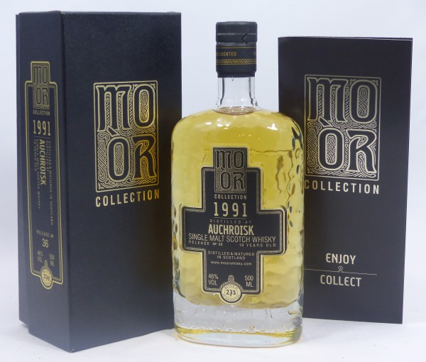 Auchroisk 19 Jahre 1991 Mo Òr Collection from The Whisky Talker