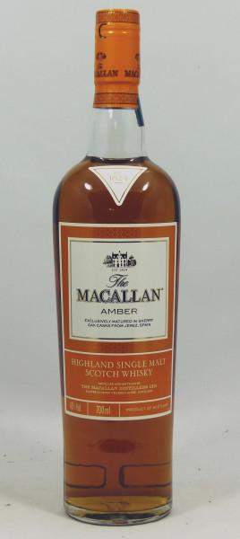 Macallan AMBER The 1824 Series