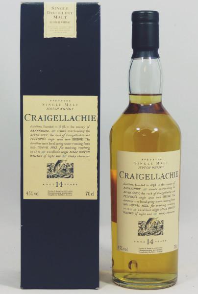 Craigellachie 14 Jahre Flora & Fauna Hardbox