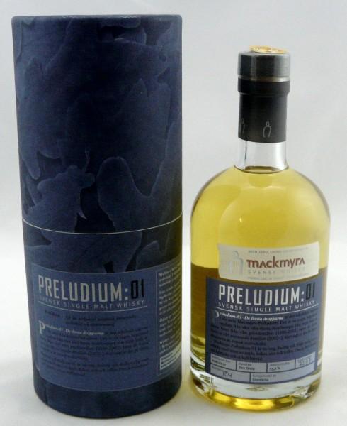 Mackmyra Preludium 01