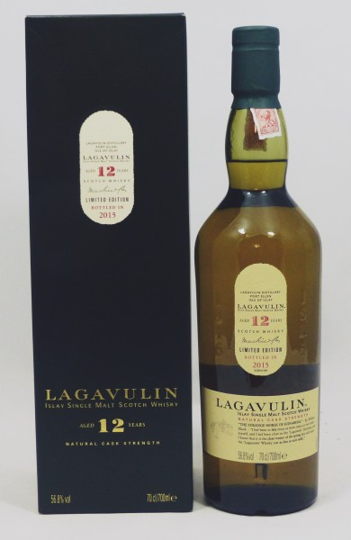 Lagavulin 12 Jahre b. 2015 Special Release