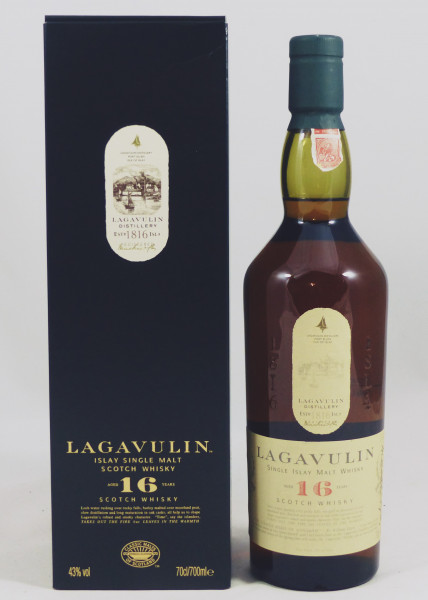 Lagavulin 16 Years, Abfüllung L7253CM000 - 2007 Single Islay Malt Whisky