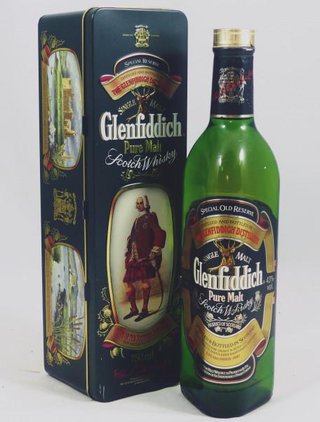 Glenfiddich Special Old Reserve Clan Stewart