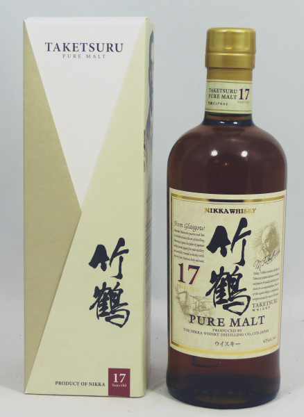 Taketsuru 17 years Pure Malt - La Maison du Whisky
