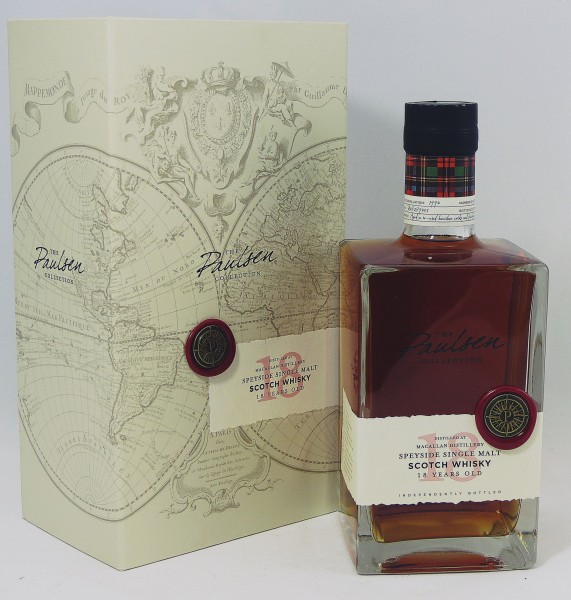 The Macallan 18 Jahre The Paulsen Collection im Square Decanter