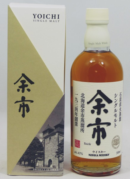 Yoichi Single Malt La Maison du Whisky Import