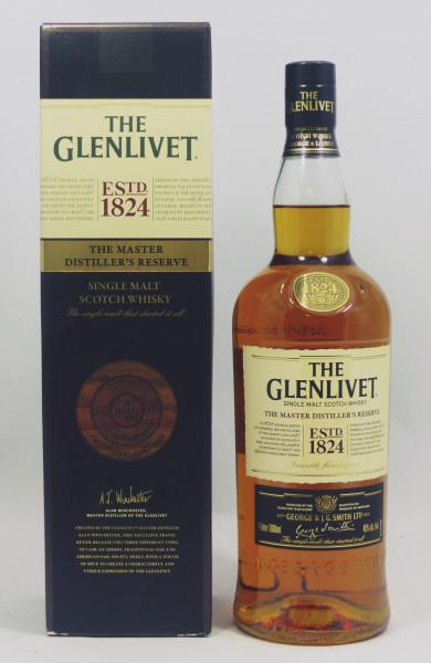 Glenlivet The Master Distiller's Reserve 1L