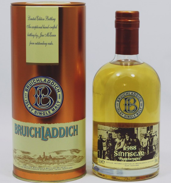 BRUICHLADDICH Valinch 1988 Sinnsear - Forefathers