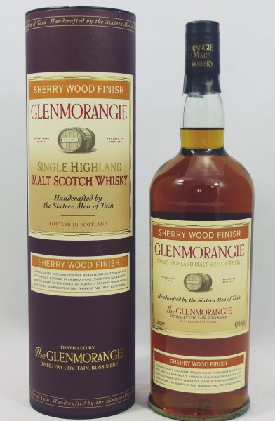 Glenmorangie Sherry Wood Finish 1 Liter