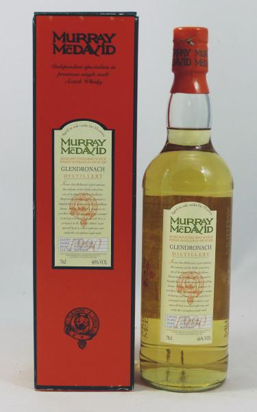 Glendronach 13 Jahre 1990 Bourbon Barrel Cask MM579