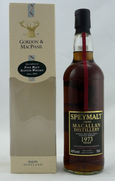Macallan Speymalt Vintage 1973 b. 2006