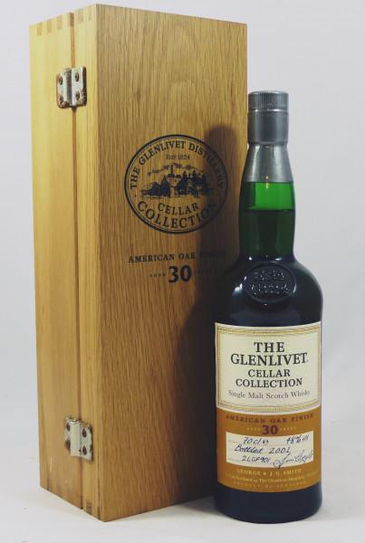 Glenlivet 30 Jahre b. 2001 Cellar Collection Cask 2LGF901