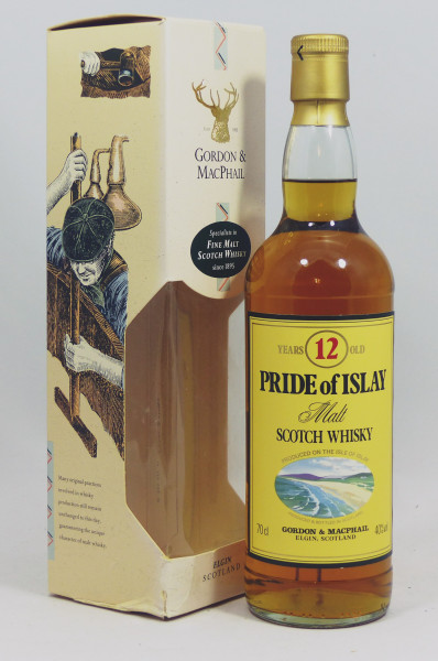 Pride of the Lowlands 12 years G&M