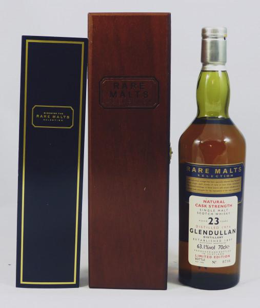 Glendullan 23 Jahre 1974 Rare Malts Selection in Holzkiste
