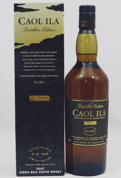 Caol Ila 2003 b. 2015 The Distillers Edition