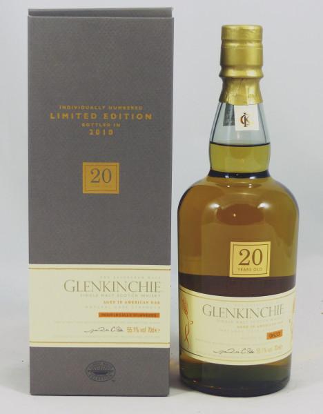 Glenkinchie 20 Jahre Diageo Special Release 2010