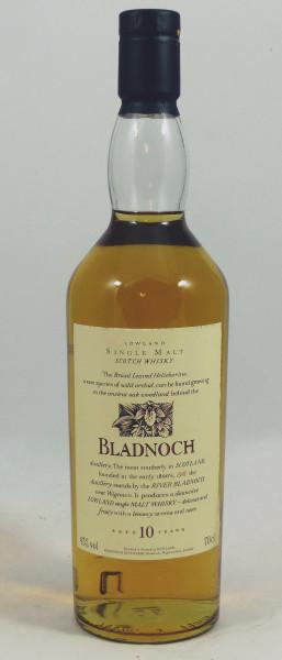 Bladnoch 10 Jahre Flora und Fauna 2006 Bottling