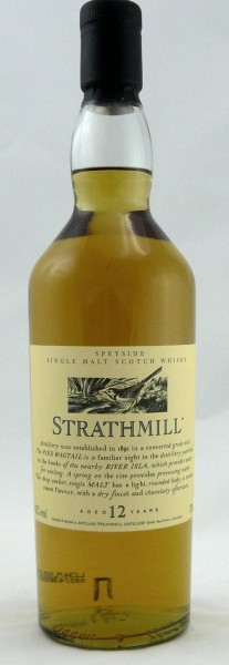 Strathmill 12 Jahre Flora und Fauna