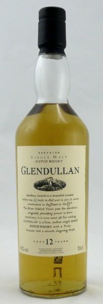 Glendullan 12 Jahre Flora & Fauna