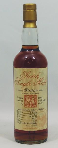 Glenlossie 26 Jahre 1984/10 SMC 60% Sherry Cask 2534