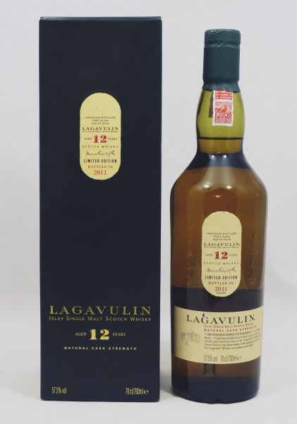 Lagavulin 12 Jahre b. 2011 Special Release