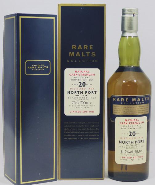 North Port 20 years 1979 b. 1999 Rare Malts Selection