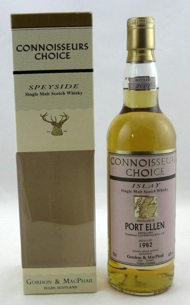 Port Ellen 1982 b. 2007 G&M Connoisseurs Choice