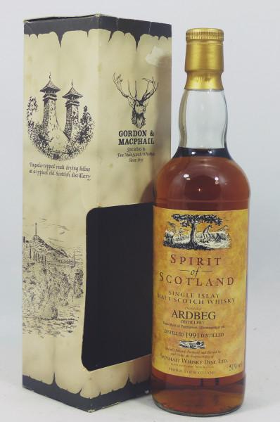 Ardbeg 1991, b. 2003 Gordon & MacPhail Spirit of Scotland 51% #2018