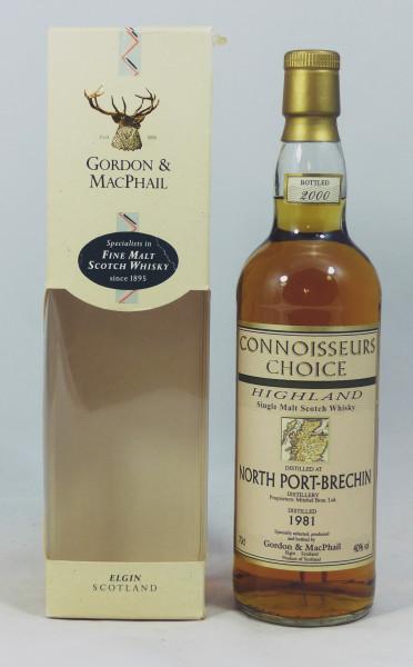 North Port - Brechin 1981 b. 2000 G&M Connoisseurs Choice-Copy