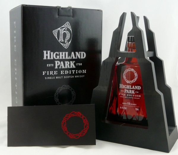 Highland Park 15 Years Fire Edition