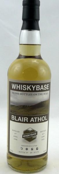 Blair Athol 18 years 1998 Whiskybase