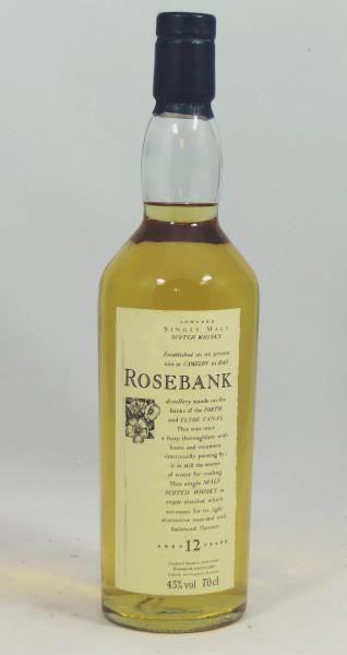 Rosebank 12 Jahre Flora & Fauna